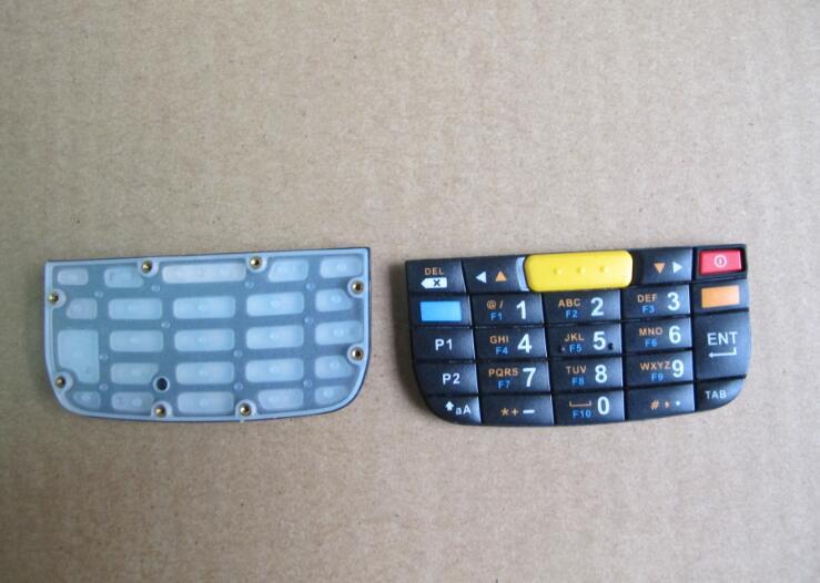 Símbolo Da Zebra MC36 MC36A0 MC36A9 Botão Chave