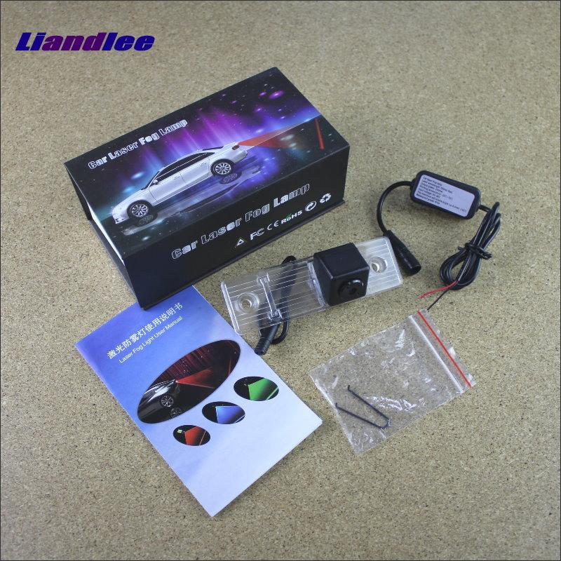Liandlee para Suzuki Forenza/Reno decoración de modificación de coche Anti colisión luces de advertencia exterior evitar niebla