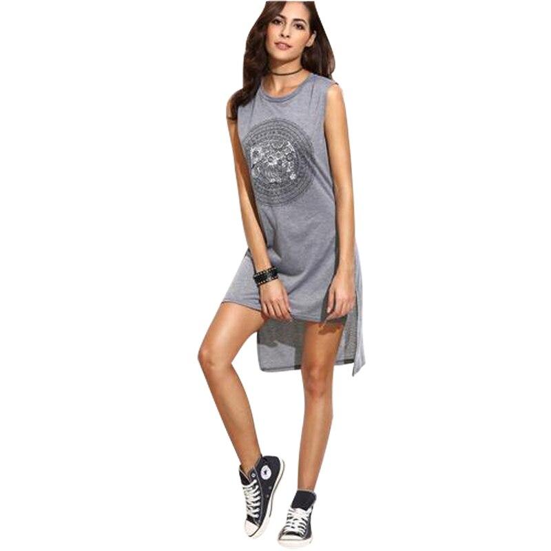 Mujer 2018 verano Casual Vetement Femme por encima De la rodilla Mini vestido camisetas con gráficos Poleras De Mujer ropa kawaii De talla grande