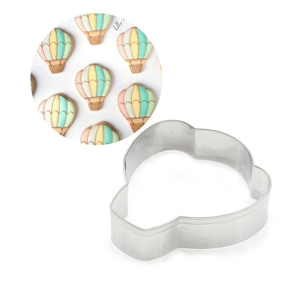 1 шт. резак для печенья из нержавеющей стали Форма воздушного шара для печенья кухонные инструменты для выпечки «сделай сам» форма для помад...