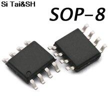 20 шт. MAX487CSA SOP8 MAX487 IC RS-485/RS-422 приемопередатчик новый оригинальный Бесплатная доставка