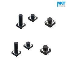 Micro bouton de pression Tactile   Interrupteur momentané, Tactile, Micro, bouton Tactile, 12*12*100/10.5/11/11.5/12/12.5/13/13.5/14/14/15/15mm, pièces