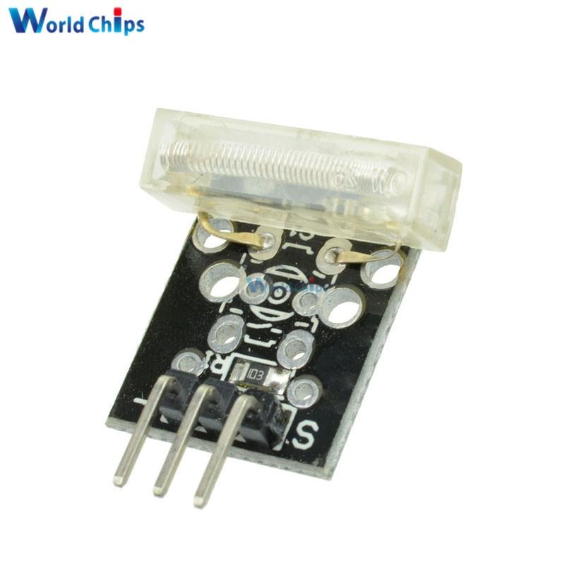 2PCS KY-031 3pin Percussion Knocking Knock Sensor Module for Arduino PIC AVR For Raspberry pi Diy Starter Kit KY031