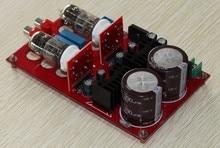 AC50-180V Exchange AC6.5-12V 2pcs 6N2 tube pre amplifier board / tube amplifier board