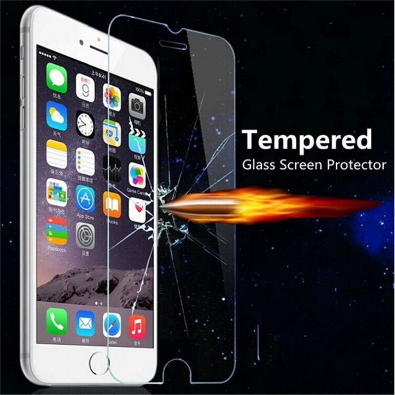 for i6 0.26mm Screen Protection Tempered Glass For Apple iPhone 6 Screen Protector Film for iphone6