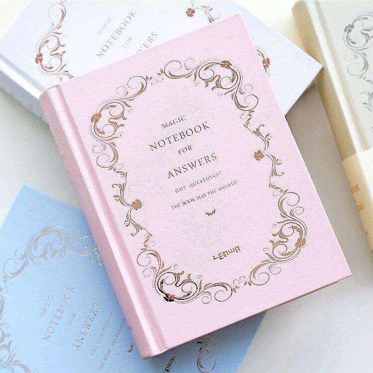 Cuaderno de notas de tapa dura con frase, cuaderno de lechería chino e inglés