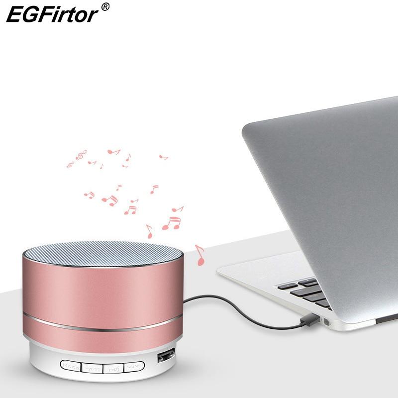 Rechargeable Portable Bluetooth Speaker Mini Speaker Music Audio TF USB AUX Stereo Sound Speaker Audio Music Player