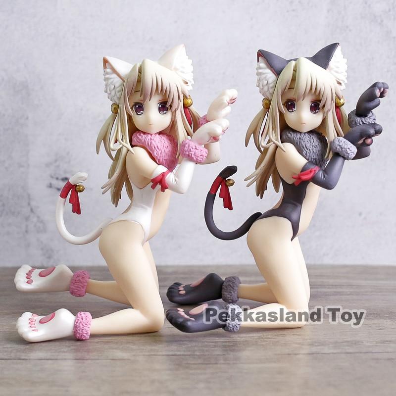 El destino Kaleid Liner figura Illyasviel von einzbern chica gato Ver PVC figura de juguete de modelos coleccionables