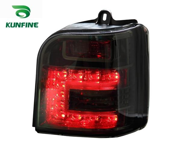 KUNFINE par de montaje de luz trasera de coche para PROTON PERDANA KANCIL 1994-2016 luz de freno con luz de señal de giro