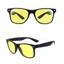 Lentilles jaunes unisexe lunettes de Vision nocturne pour la conduite lentille polarisée pour hommes lunettes de soleil femmes