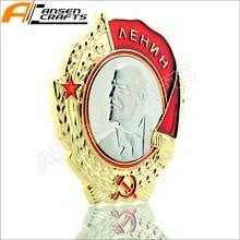 Orderem lenina 3th typu CCCP zsrr wojskowy Pin odznaka