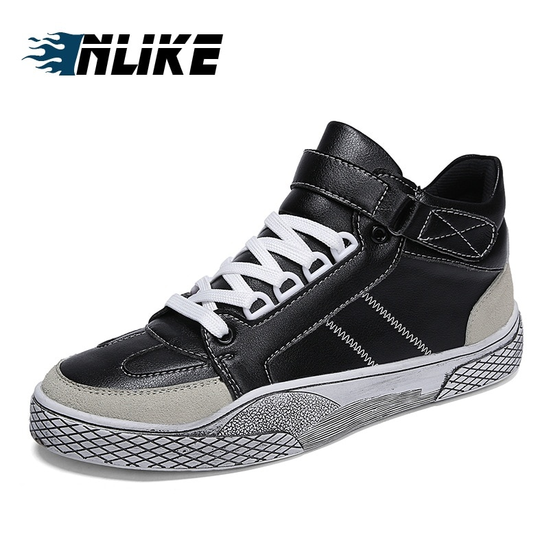 INLIKE-أحذية تزلج للرجال ، أحذية عالية الجودة مع خطاف وحلقة ، أحذية تمويه للرجال