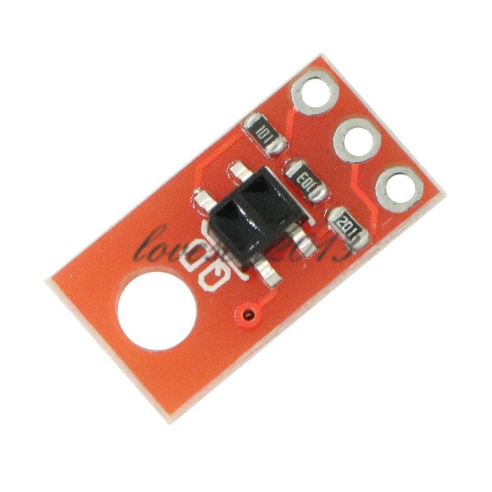 QRE1113 линейный датчик Breakout Board инфракрасный отражающий модуль датчика цифровой выход 3,3 V 5V для линейных следующих роботов с контактом