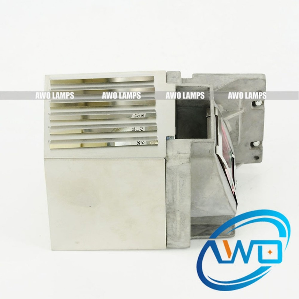 AWO 5J.J4R05.001 وحدة مصباح جهاز عرض عالي الجودة مناسب لـ BENQ EP5832 / EP6735 / MW712 / MX813ST/MX813ST + مصباح بديل