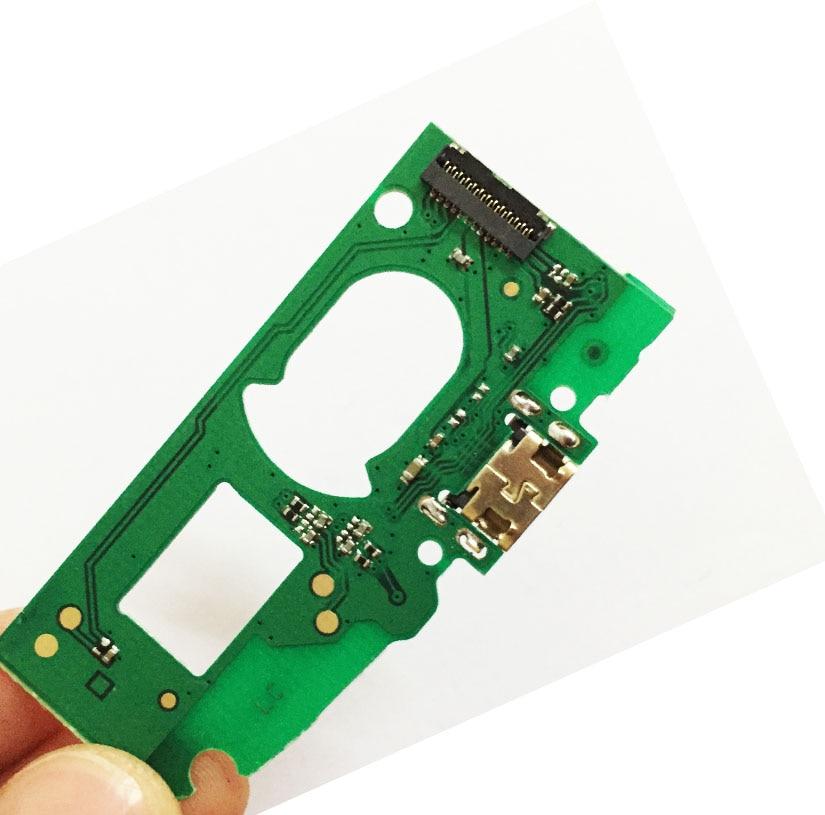 Para Alcatel One Touch POP C7 Dual 7040 7041 OT7040 OT7041 conector de cargador USB puerto de carga Flex Cable con micrófono