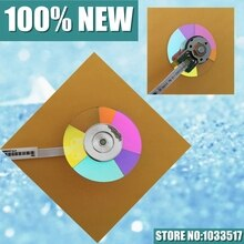 New Original Projector Color Wheel For Toshiba NPX20B NPX10 NPS20 NPS10