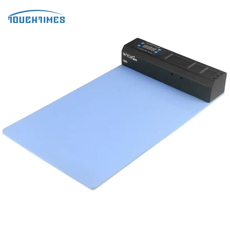 ЖК-регулятор температуры, ЖК-дисплей с разделенным экраном, разборка мобильного экрана, профессиональные инструменты для разделения тепла ...