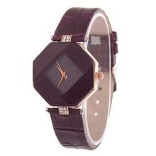 2021 New Famous Brands Women watches relogio feminino Leather quartz watches Casual Dress wristwatch
