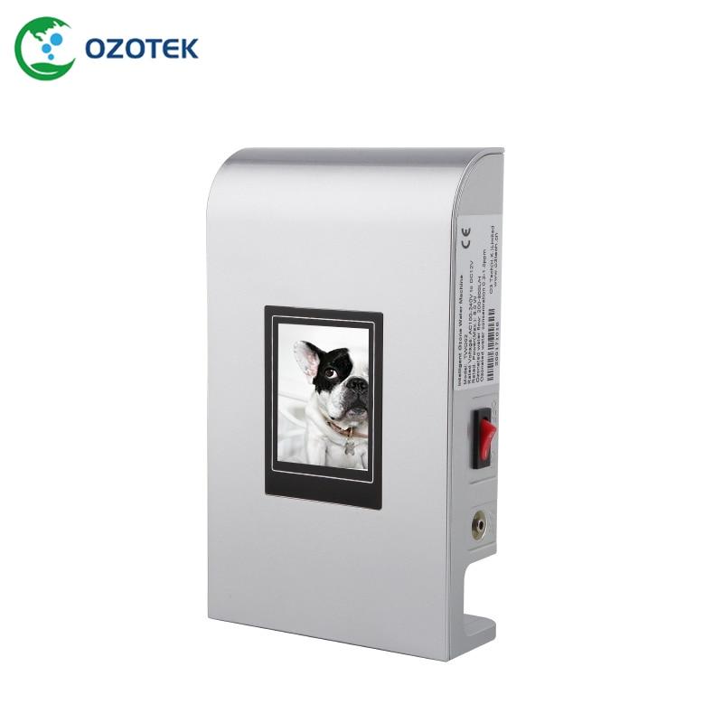 OZOTEK Ozone Generator Water Machine TWO002 0.2-1.0 PPM for Washing Machine Free Shipping