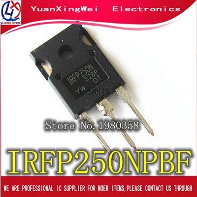 5PCS IRFP250NPBF IRFP250 IRFP250N N-CHANNAL 200V 30A MOSFET PARA-247