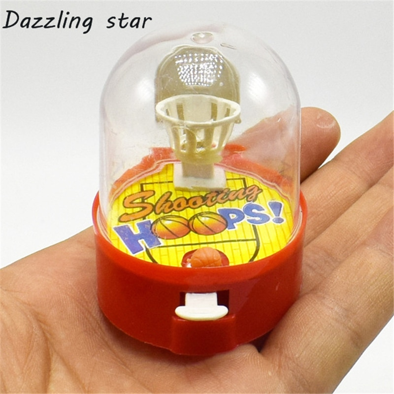 Mini Fingers Basketball Shooting Games Parent-Child Interactive Desktop Games Early Resolving anxiety  anti stress Toys Gift