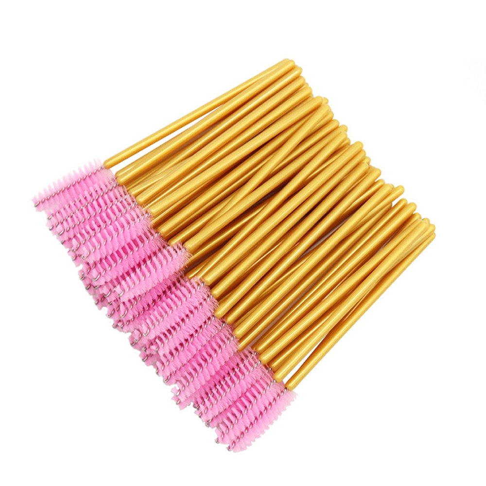 1000pc Disposable Mascara Wands Applicator Bulk Eyelash Extension Brush Eyebrow Brushes Make up Tools  for Women Accessories