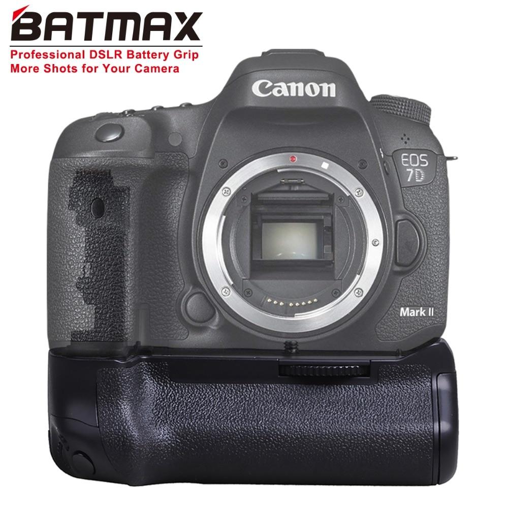 Batmax MB-D16 البطارية العمودي قبضة حامل لنيكون D750 DSLR كاميرا العمل مع EN-EL15 البطارية أو 6 قطعة AA بطاريات