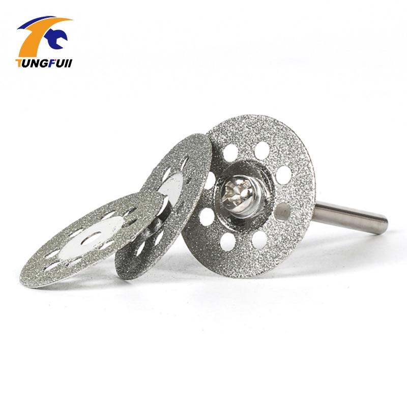 60 vnt. Deimantiniai pjovimo diskai šlifavimo šlifavimo diskas - Abrazyviniai įrankiai - Nuotrauka 2