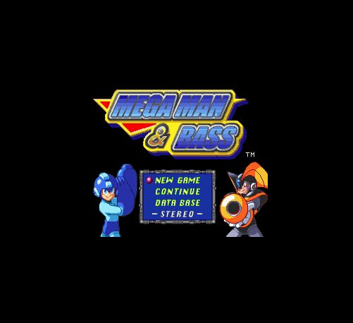 MEGAMAN-tarjeta de juego grande de 16 bits, jugador de juegos NTSC de...