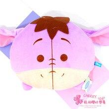 IVYYE Kumamon Aliens Eeyore Anime almohada blanda peluche muñecas para dormir almohadas de peluche de dibujos animados juguetes cojín muñeca bebé niños Nuevos regalos