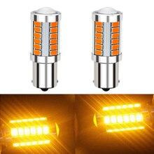2x1156 p21w LED ampoules de voiture pour feux de recul feux de stationnement pour Renault Trafic Safrane megane 2 duster logan laguna Koleos Scala