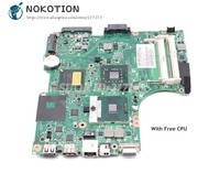 NOKOTION 605748-001 605747-001 For HP Compaq CQ320 420 620 Laptop Motherboard GL40 Socket 478 DDR3 Free CPU