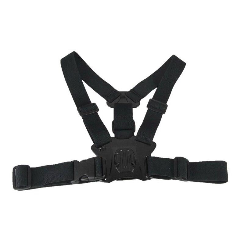 TELESIN Chest Strap Belt Band Mount Chesty for GoPro Hero 7 6 Hero 5 4 for Xiaomi Yi 4K Mijia 4K SJCAM EKEN sport Accessories