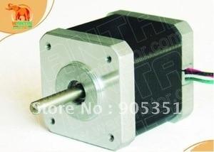 1PC Nema 17 Stepper Motor 70OZ-IN,48mm length, 4 Lead High CNC Cutting Mill