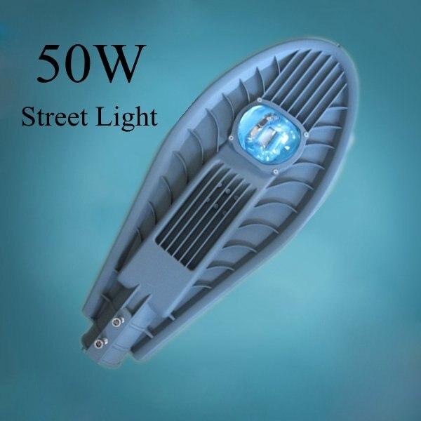 1 Uds. Farola Led para exteriores 50W 100W 150W farola Led impermeable IP65 AC85-265V luces para caminos