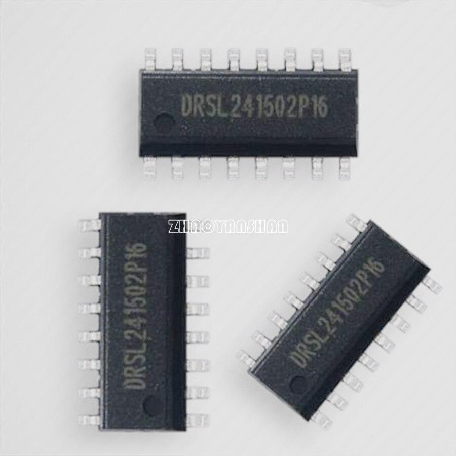 Pcs X YX020-16S 10 YX020 Serial mp3 manchas característica MP3 programas podem ser ligados a U disco cartão SD TFcard chip DRSL241502P16 020-16 S