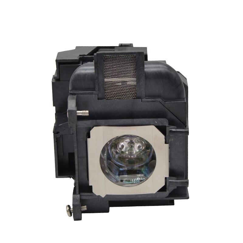 Kaita compatible ELPL78 V13H010L78 pour Epso/n EB-965 EB-98 EB-S17 EB-S18 EB-SXW03 EB-SXW18 EB-W18 EB-W22 EB-W28 lampe projecteur