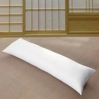 15050cm waterproof white pillowcase polyester pillow cover with zipper body pillowcase dakimakura for bed sleeping dropship