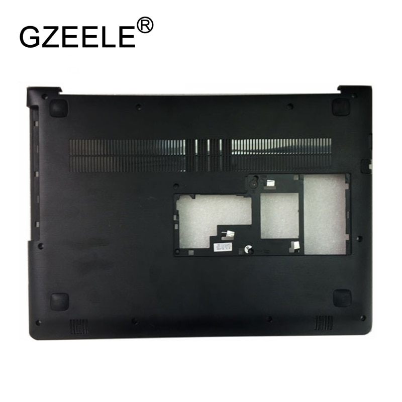 GZEELE Новый нижний чехол для ноутбука Lenovo Ideapad 310-14 310-14ISK, Нижняя оболочка AP10Q000700 AP10Q000C00