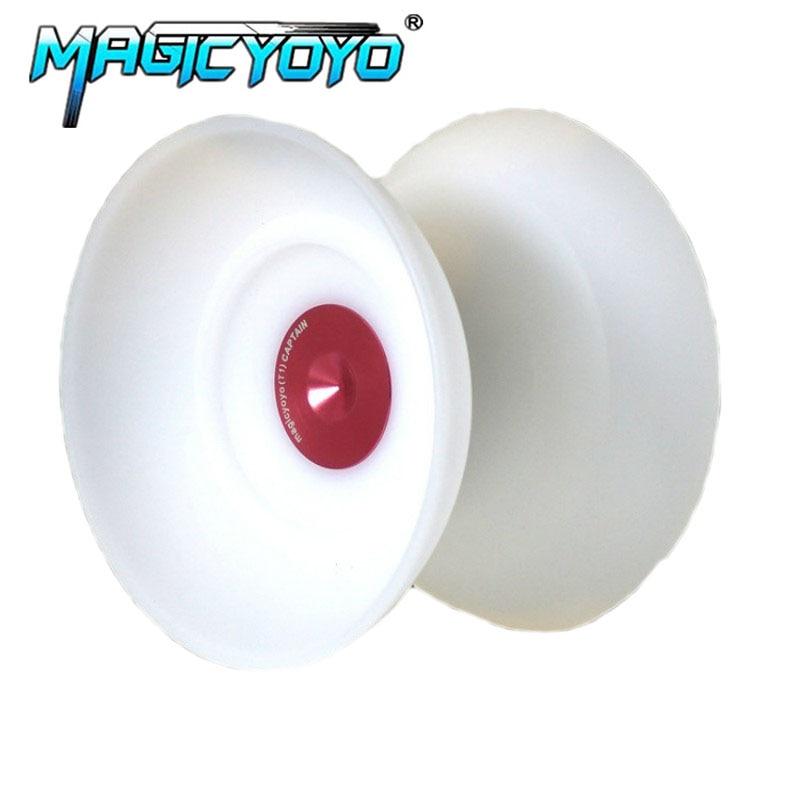 4A MagicYoYo profesional Yoyo competencia especial juguetes yo-yo Bola De juguete Sombra De Borboleta Magie con Yo cuerdas