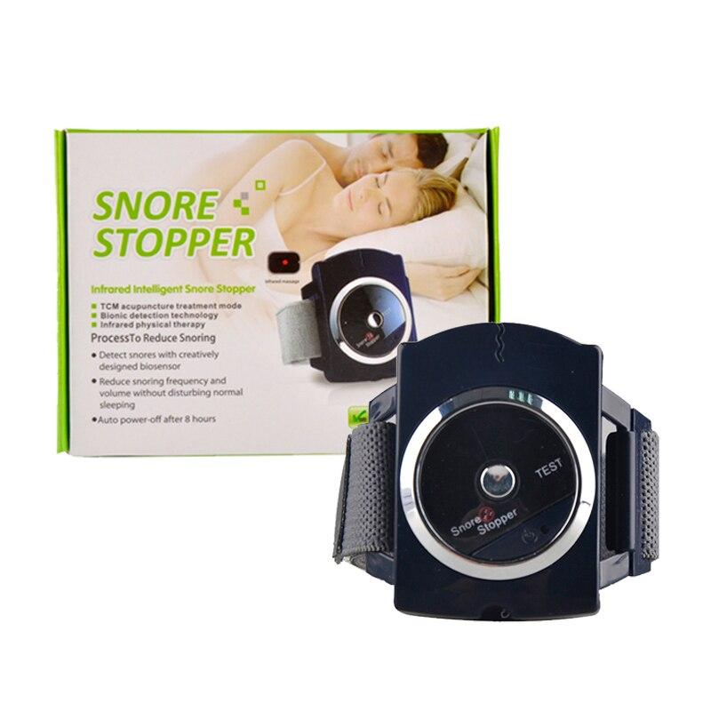 Умные часы с защитой от храпа, инфракрасный луч, умный прибор для храпа, устройство для остановки, биодатчик храпа, прибор для сна