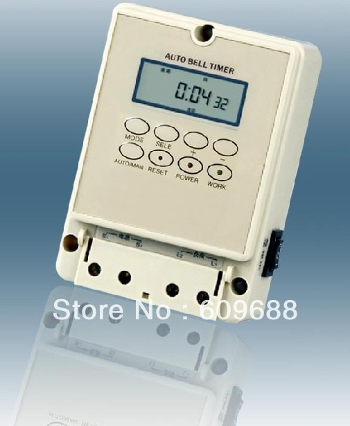 digital automatic school bell timer ZYT08