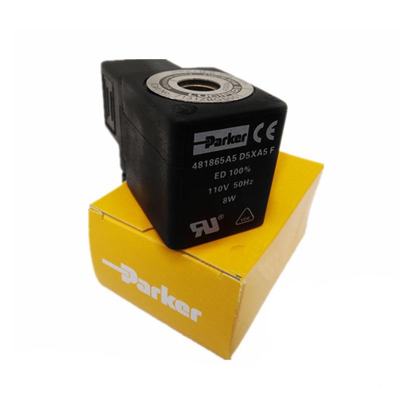 Nueva bobina PARKER 481865A5 D5F