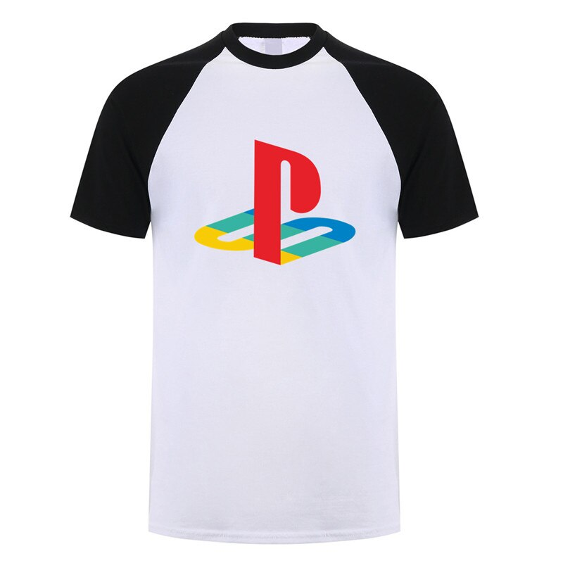 Футболка Playstation, Мужская футболка с коротким рукавом