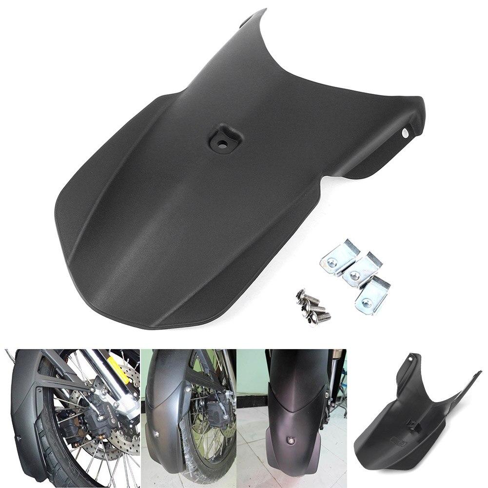 Guardabarros delantero para rueda de coche, guardabarros de extensión para BMW F800GS...