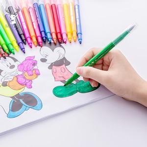 12/18/24/36Colors Soft Double Head Watercolor Pen Premium Painting Pen Set Watercolor Markers Pen for Coloring Books Manga