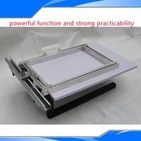 New Design Printing Treadmill Simple Machine Run Screen Press Platform Water-Based and Oliness DIY T-Shirt Equipment