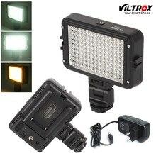 Viltrox LL-126VB LED Video Light Photo Lighting Camera 5400K LED Lamp +  DC Adapter for Camera Facebook YouTube