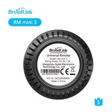 BroadLink RM mini 3 IR Universal Remote Control Infrared Remote, Google Home Voice Control, Universal TV, Aircon, DVD Remote