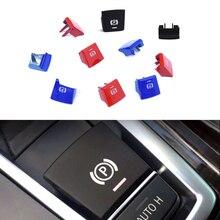 Couvercle de commutateur de bouton   Pour BMW 5 7 série F01 F02 F07 F10 F11 2009 2010 2011 2012 2013 2014 2015 2016, frein à main de stationnement P